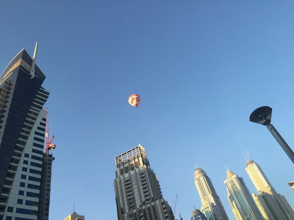 Dubai Marina Sky