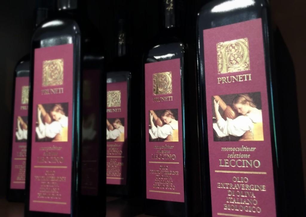 Frantoio Pruneti san polo in chianti Olive oil Olio d'oliva