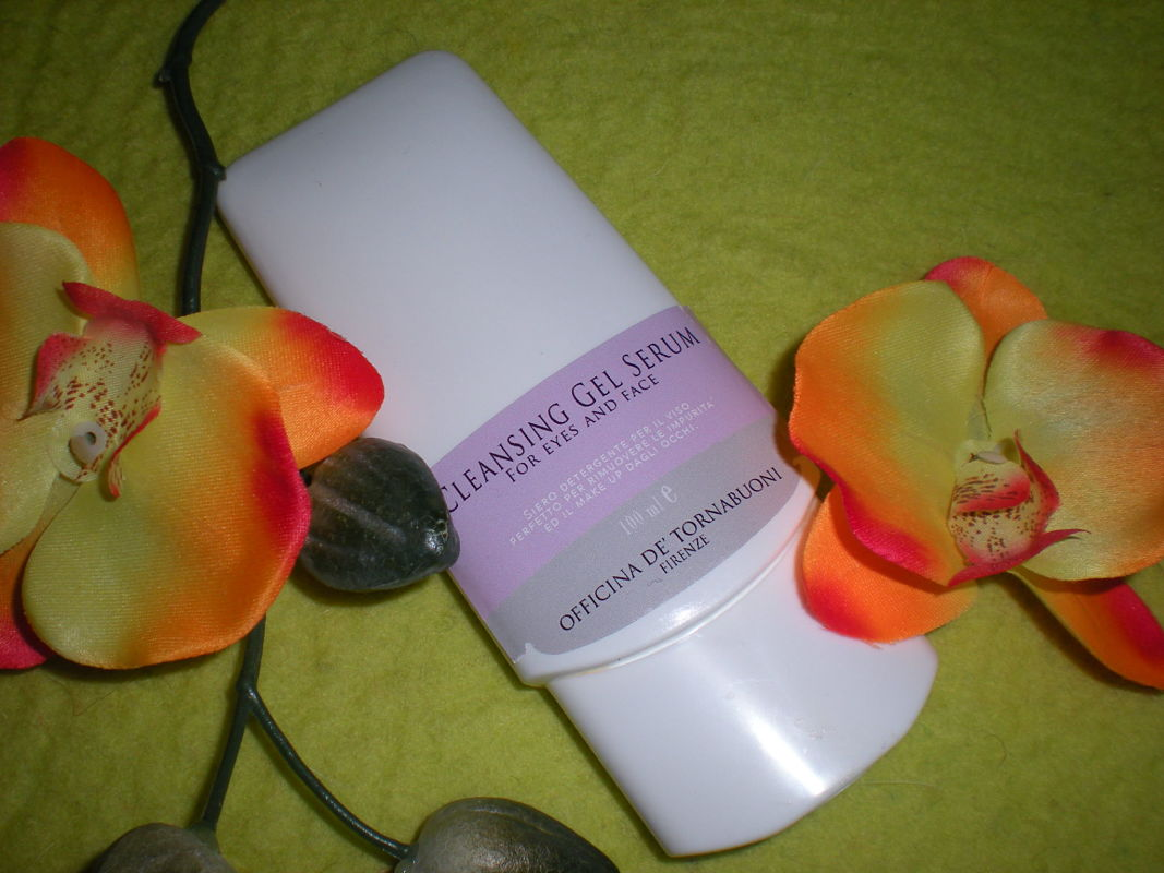 Cleansing gel by Officina Tornabuoni