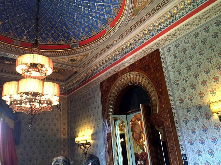 Villa Cora Brunch Ditta Artigianale architecture moorish interiors