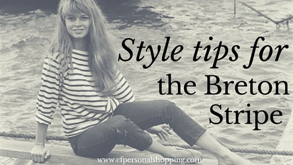 Bardot Style Tips Breton Stripes T-Shirt cfpersonalshopping.com