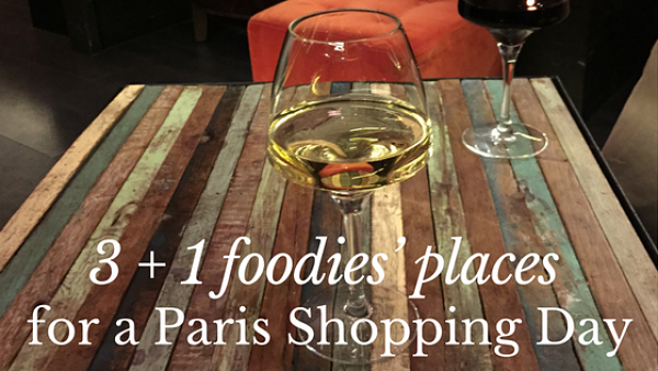 Paris Marais food bistrot wine