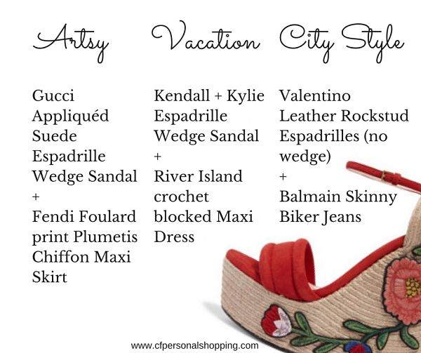 womens summer shoes espadrilles
