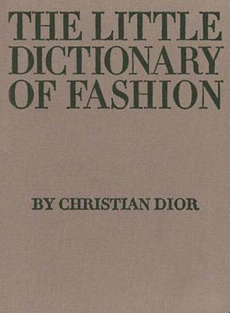 fashion coffee table books Dictionary