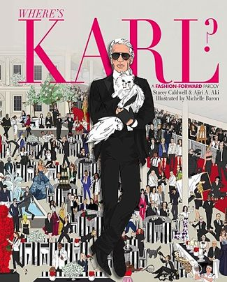 fashion coffee table books Karl