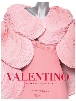 fashion coffee table books Valentino