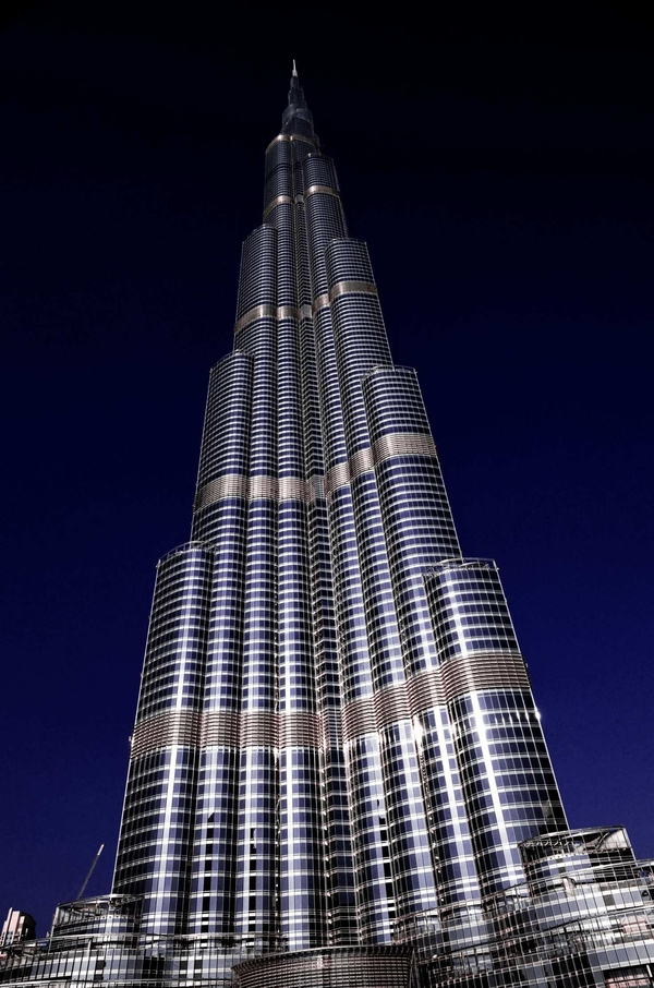 The Burj Al Khalifa leaves me speechless