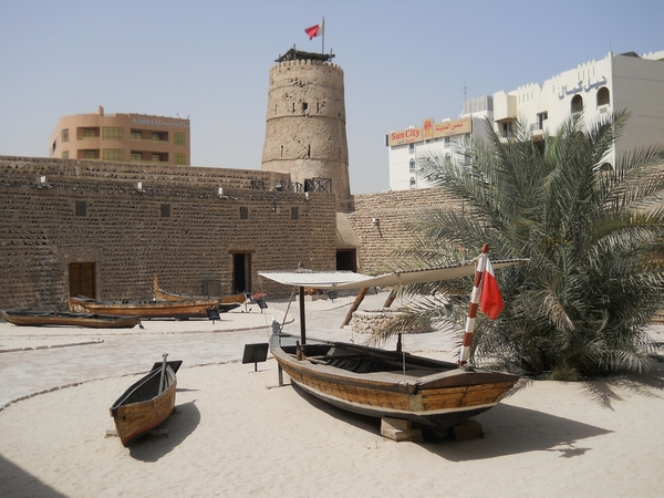 The Dubai Museum is worth a visit!