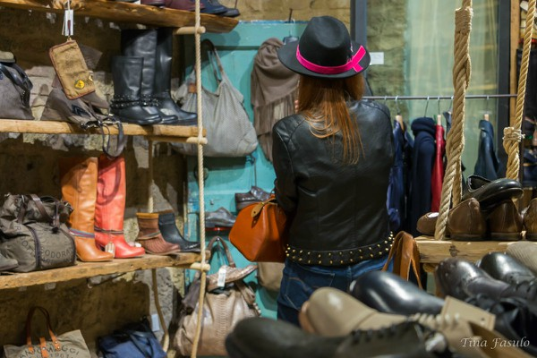 Ateliers shopping San Gimignano cfpersonalshopping.com
