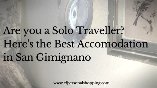 Accomodation Nido Anna San Gimignano cfpersonalshopping.com