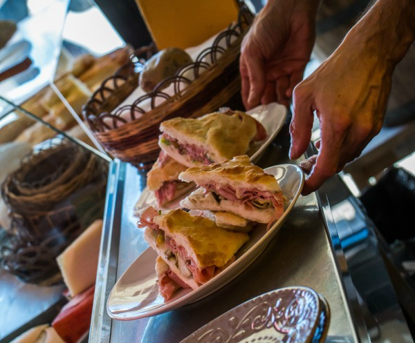 """Schiacciata"" is Tuscany's favorite Street Food , as well as the best Comfy Food Ever!"