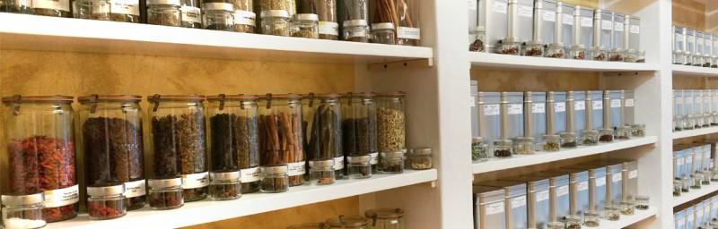 Speziatè: selection of herbal teas