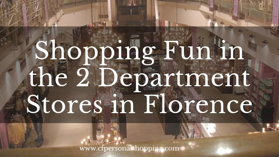 Department Store in Florence