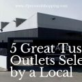 5 great tuscany outlets