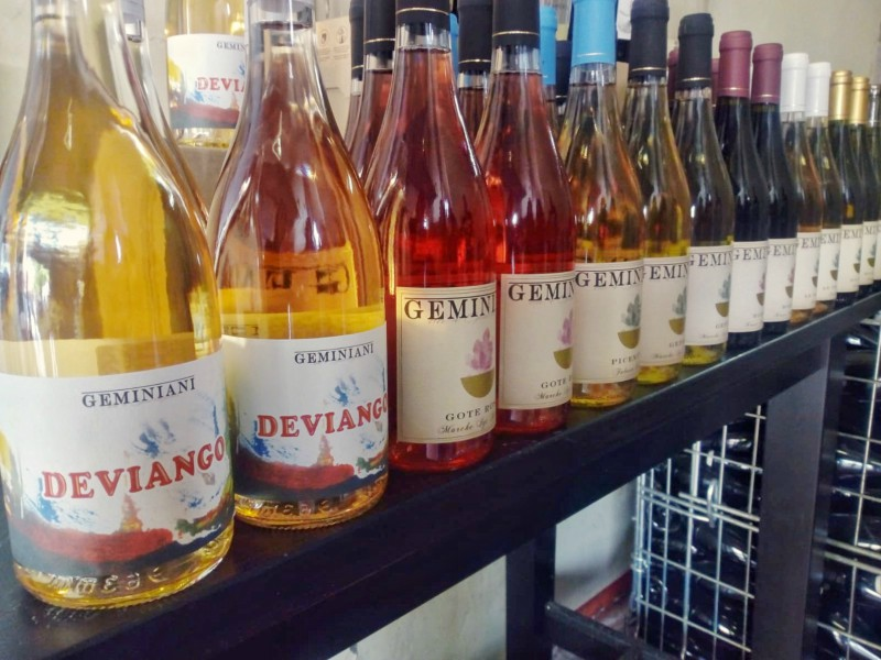 Deviango, the new wine among the others by Geminiani