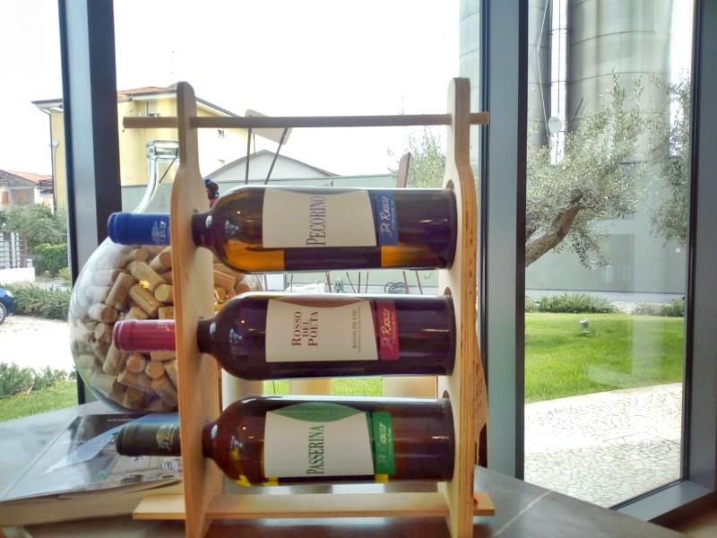 Some of the Di Ruscio Wines