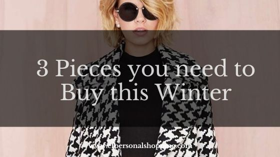 winter pieces you need to have