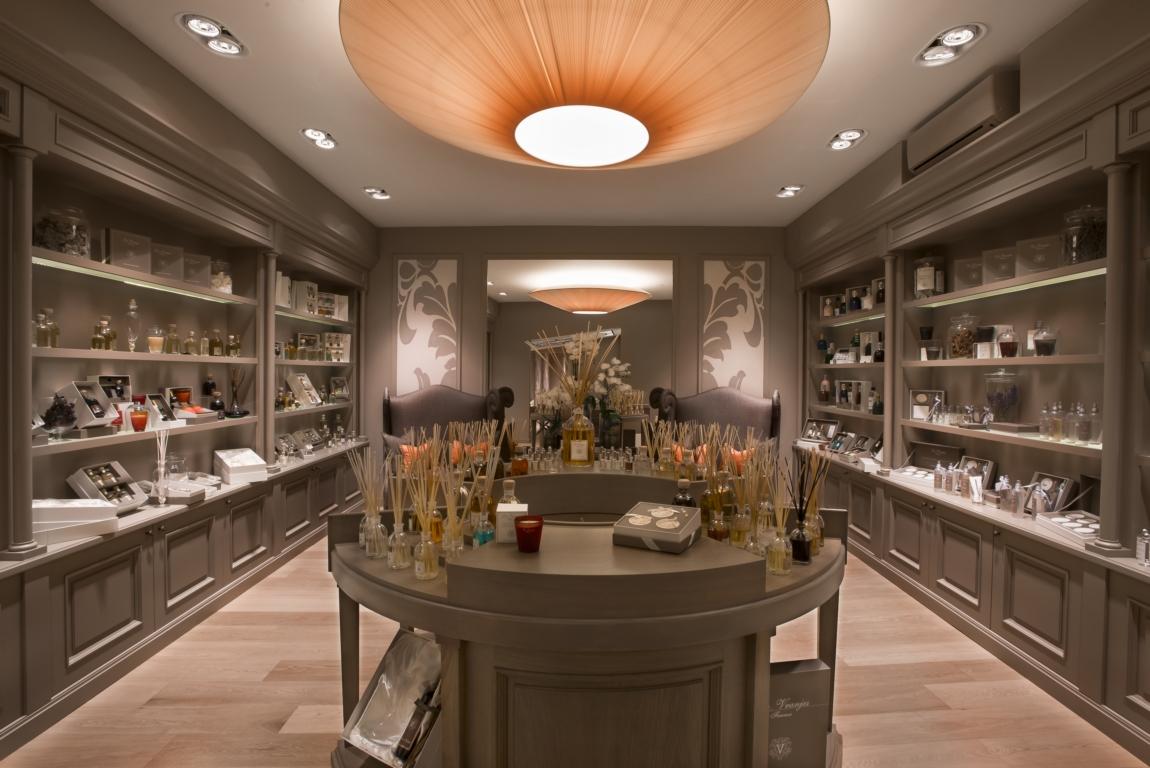 A Dr. Vranjes fragrance boutique