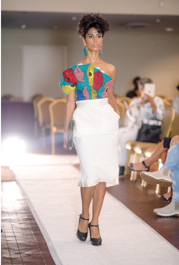 Fashion Journalist Giulia Baldini, The Curly Flower