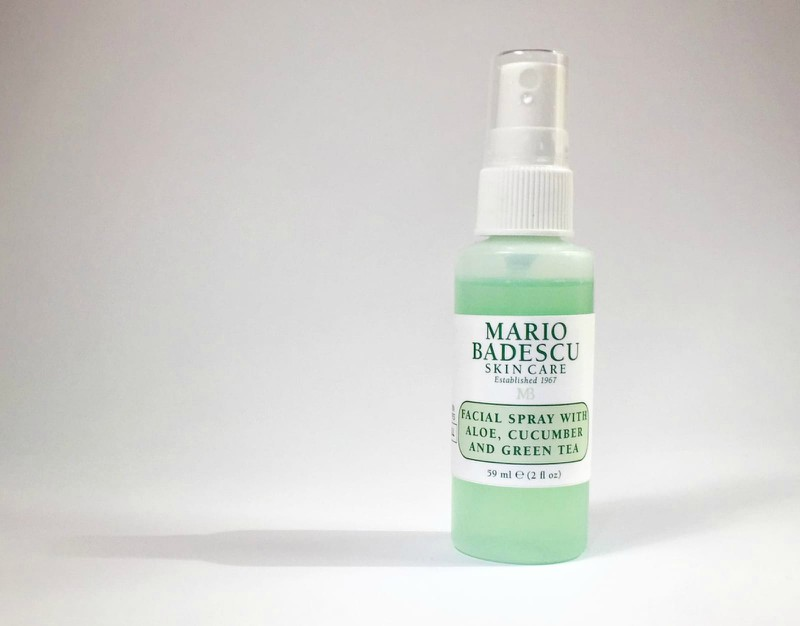 Mario Badescu Facial Spray review