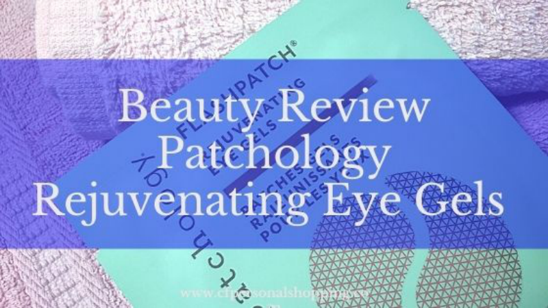 patchology eye mask beauty review