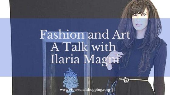 Ilaria Magni intervista