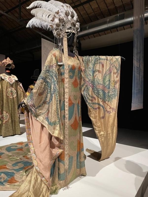 Museo Tessuto Mostra Turandot Prato