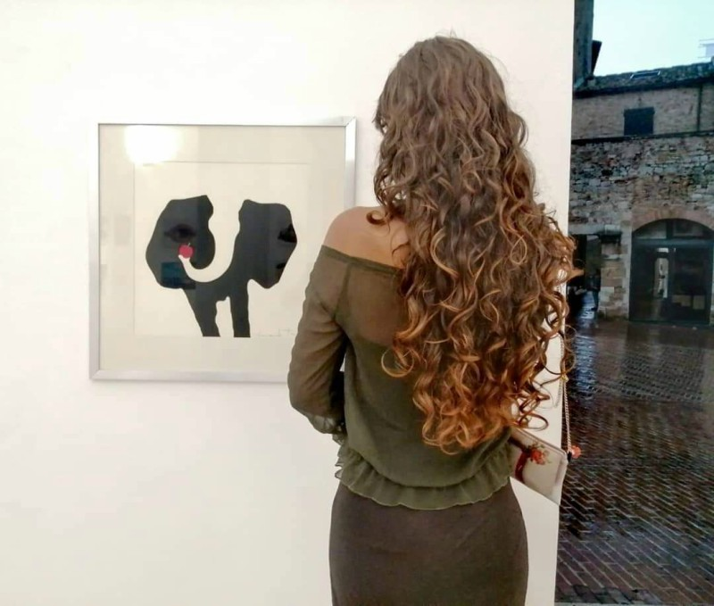 Fashion Art Talk Laura Magni