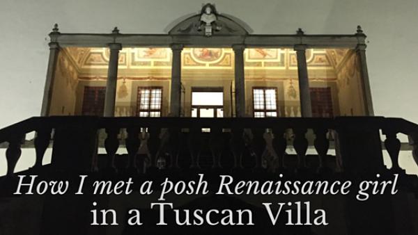 Toscana Medici Villa Food