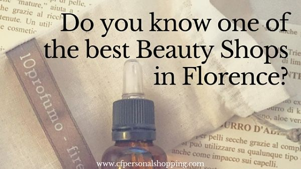 Beauty Skin Care Shopping Florence