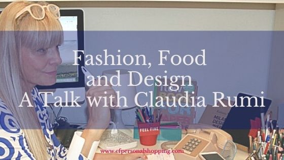 claudia fashion journalist